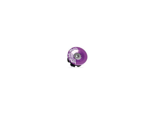 DARTMOOR Ride your way Aheadkappe violet